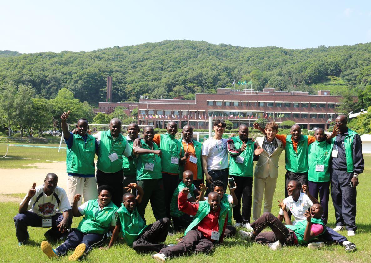 부룬디 지도자초청 새마을교육