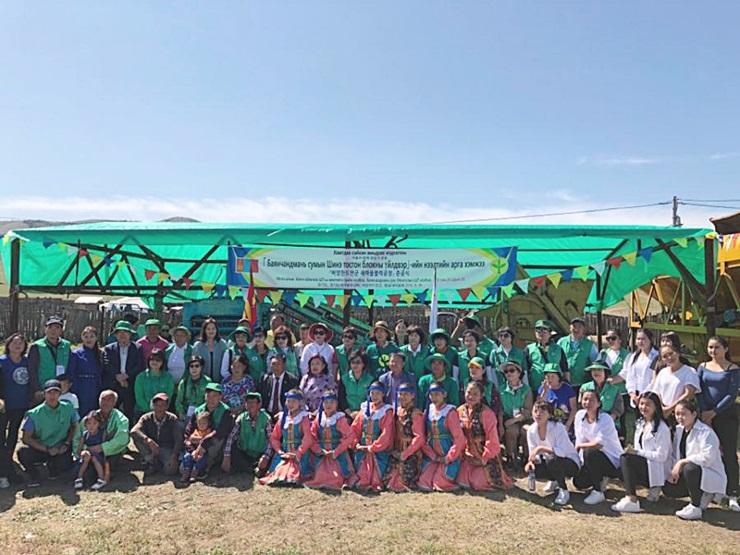 몽골·필리핀·캄보디아·라오스 지구촌새마을운동