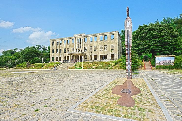 평화와 관광의 상징 DMZ