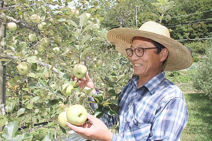 자연의 건강함 담은 친환경농산물
