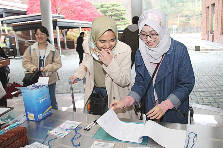 39개국 외국인 유학생 대상 새마을운동 전파
