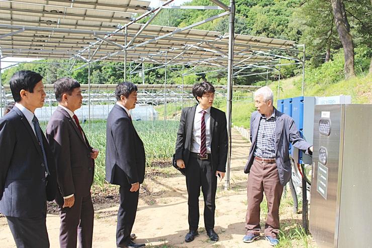 베트남 중앙인민대중동원위원회 부위원장 방문