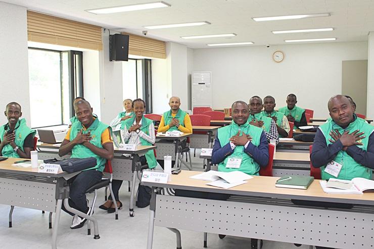 부룬디·마다가스카르 초청 새마을교육 실시