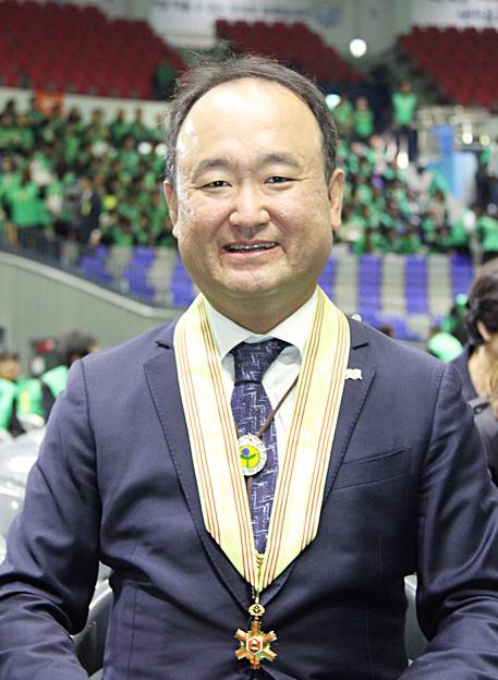 2019 전국새마을지도자대회 훈·포상자 명단(자조장, 협동장)