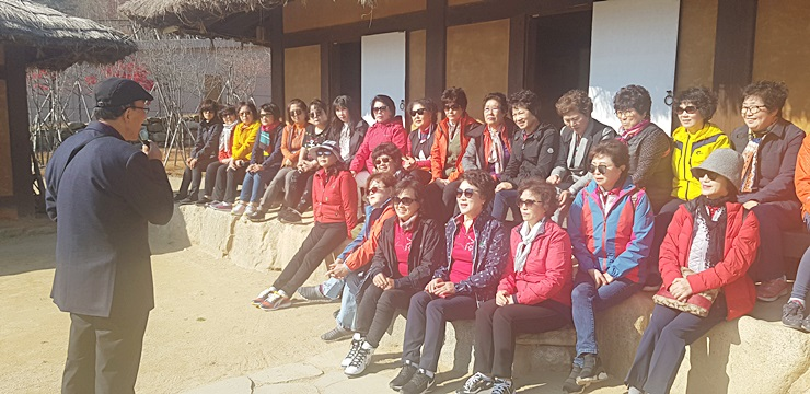 인천, 국토사랑 순례활동