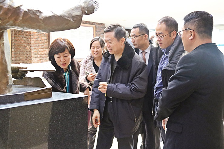 중국 공무원, 1일 새마을교육