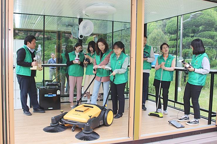자연에너지 사용·지속가능한 생태기술