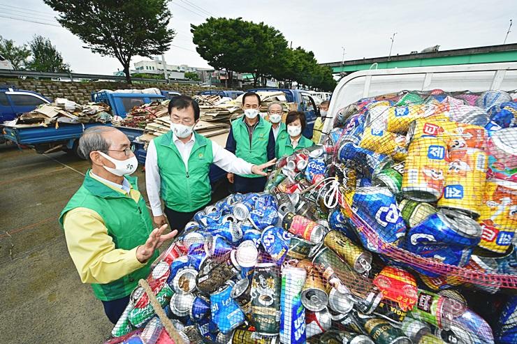 경북 청도군새마을회, '2020 청도새마을 환경 살리기'사업