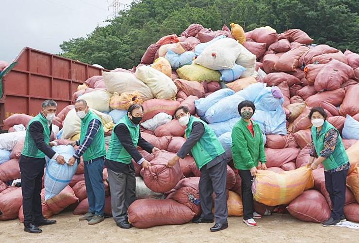 부산, 2021 자원재활용 경진대회