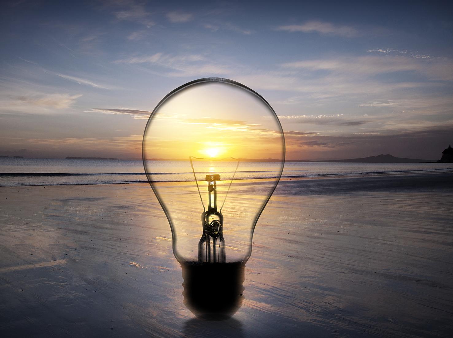 탄소중립 사회로 전환, 에너지전환이 출발점