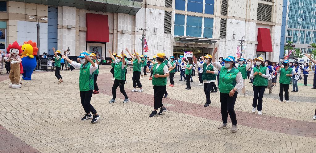 울산, 인구감소 위기 극복 캠페인 참여