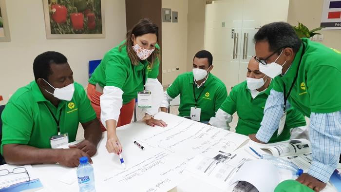 새마을운동, 도미니카공화국에 전해지다
