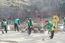 대구 남구새마을회, 환경정화활동