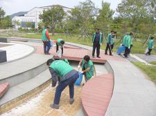 전북 순창군지회, 지역환경 가꾸기