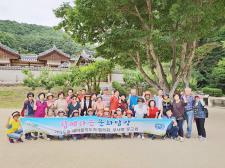 부산 강서구 가덕도동협의회와 부녀회, 문고, 역사문화탐방
