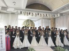 경기 김포시 고촌읍부녀회, 결혼이주여성 7쌍 합동결혼식