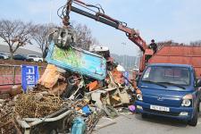 충남 홍성군새마을회, 숨은자원 모으기
