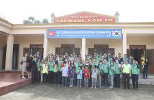 경북 청도군새마을회, 베트남 시범마을 방문