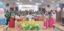 울산 동구부녀회, 다문화가정 자녀 전통돌상을 차려주기