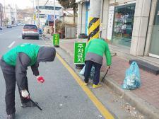광주 동구 계림1동협의회와 부녀회, 환경정화활동