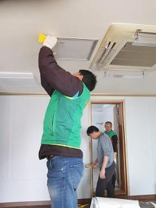 직장·공장 전남 광양시협의회, 주거환경 개선사업