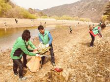 부산 금정구새마을회, 환경정화활동