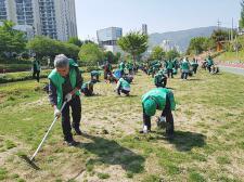 부산 동래구지회, 환경정비활동