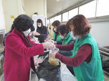 대전 동구부녀회, 나눔냉장고 채움활동