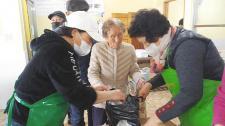 부산 동구부녀회, 취약계층 어르신 급식 지원