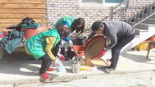 전남 순천시 삼산동부녀회, 재활용 비누 만들기